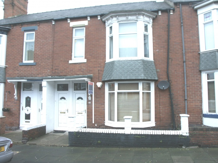 30 Crofton Street,  South Shields,  South Tyneside  NE34 0QP