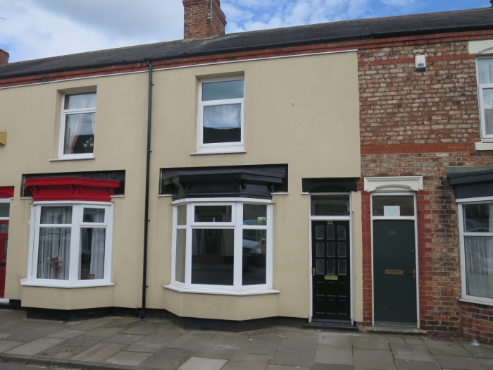 22 Windsor Road,  Stockton,  TS18 4DY