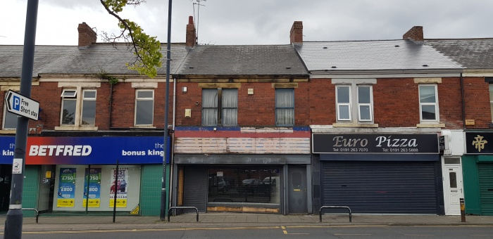 94,  High Street East,  Wallsend,  NE28 7RH